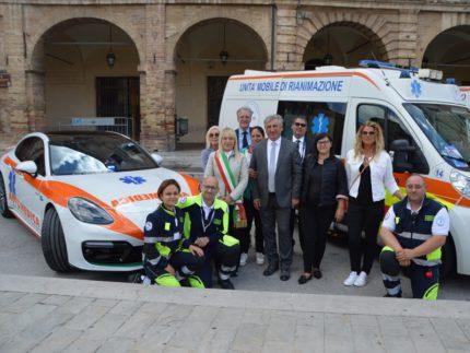 """""""Mille e 118 miglia del soccorso"""" a San Severino"""
