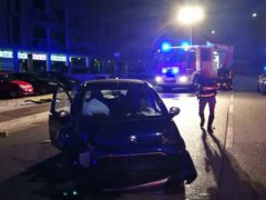 Incidente a Macerata