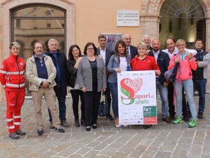 """Presentazione dell'iniziativa """"Sapori di salute"""" a Macerata"""