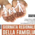 Locandina della Giornata Regionale della Famiglia