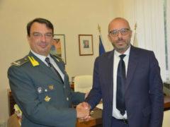 Antonio Mastrovincenzo e Fabrizio Toscano