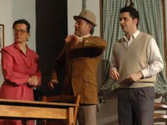 Spettacolo di teatro dialettale