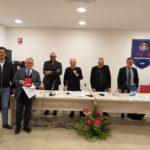 """Consegna a Tolentino del Premio """"Ugo Betti"""" per la drammaturgia 2018"""