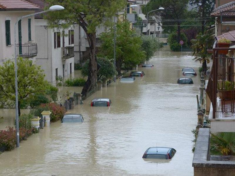 L'alluvione di Senigallia: 3 maggio 2014
