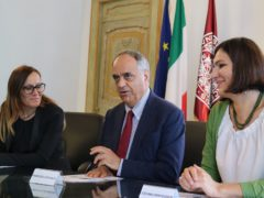 Arianna Fermani, Francesco Adornato, Stefania Monteverde