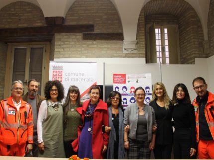 Presentazione a Macerata delle iniziative per la Giornata Mondiale contro la violenza sulle donne