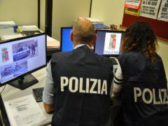 Polizia, reati informatici