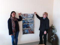 Donazione di unìopera d'arte da parte di Maria Micozzi