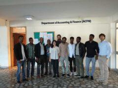 Ricercatori dell'Università di Macerata in Etiopia