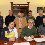 Firma del protocollo sulla sicurezza del lavoro a Macerata nel cantiere ex-Saram