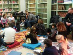Letture per bambini e famiglie nella biblioteca di San Severino Marche