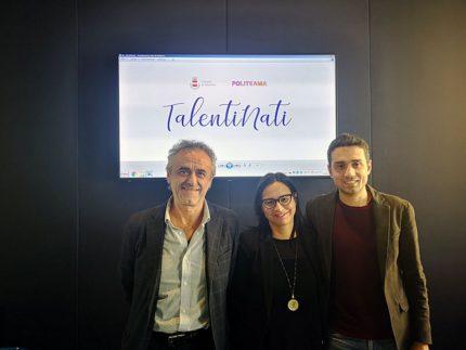 """Progetto """"TalentiNati"""""""