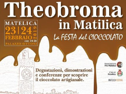 "Evento ""Theobroma in Matilica"""