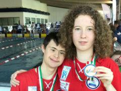 Lorenzo Bronzini e Lisa Vernelli