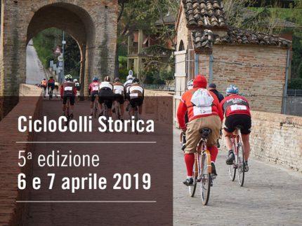 5° edizione della Ciclocolli Storica a Tolentino