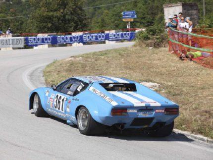 """Trofeo automobilistico """"Scarfiotti"""""""