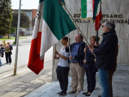 Celebrazioni del 25 aprile a San Severino