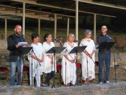 """""""Teatri Aperti per ferie"""" a San Severino Marche"""