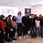 Premiazione del progetto dell'Università di Camerino contro la violenza sulle donne
