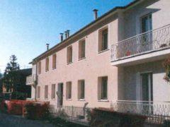 Palazzina tornata agibile a San Severino Marche