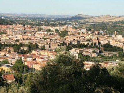 Panorama di Tolentino