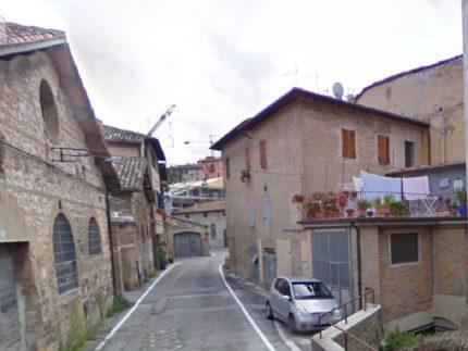 Borgo Conce a San Severino Marche