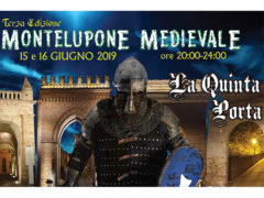 Montelupone Medievale 2019 - La Quinta Porta