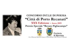 Concorso di poesia intitolato a Renato Pigliacampo
