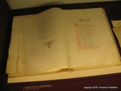 Mostre per il bicentenario dell'Infinito di Giacomo Leopardi