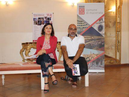 Presentazione della stagione di prosa 2019/20 a Macerata