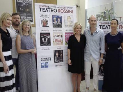 Nuovi eventi presentati da Teatri di Civitanova