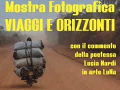 """Mostra fotografica """"Viaggi e orizzonti"""" a Treia"""