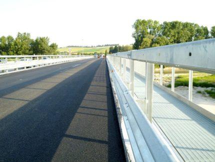 Ponte dell'Annunziata a Montecosaro