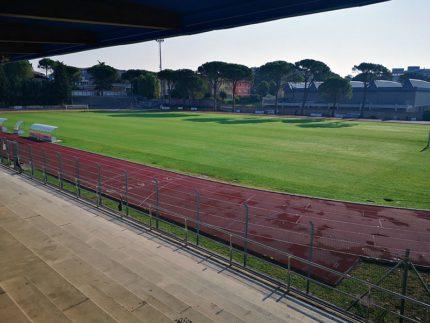 Stadio della Vittoria a Tolentino