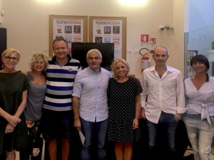 Presentazione del programma autunnale dei Teatri di Civitanova