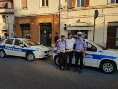 Collaborazione tra la Polizia Locale di Macerata e Fermo