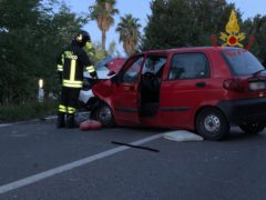 Incidente a Potenza Picena