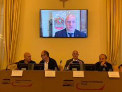 Incontro alla Camera di Commercio di Fermo in vista del Micam 2019