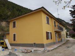 Edificio di nuovo agibile a San Severino Marche