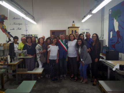 Delegazione cubana in visita a Cuba