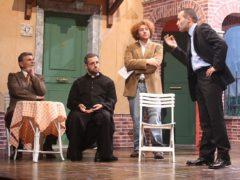 Spettacolo di teatro dialettale a Macerata