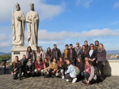 Delegazione Unimc in Ungheria