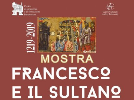 Mostra su S. Francesco e il sultano a San Severino