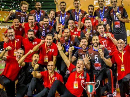 Lube Volley Civitanova campione del mondo per club