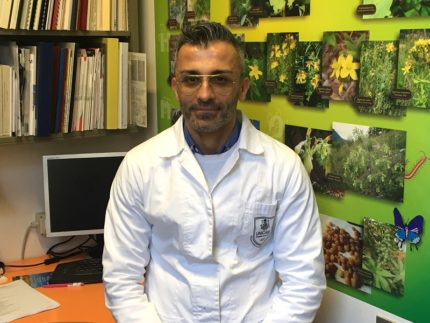 Il professor Filippo Maggi di Unicam