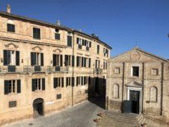 Palazzo Leopardi a Recanati