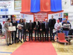 Inaugurazione dell'anno accademico scolastico sportivo dell'Università di Camerino