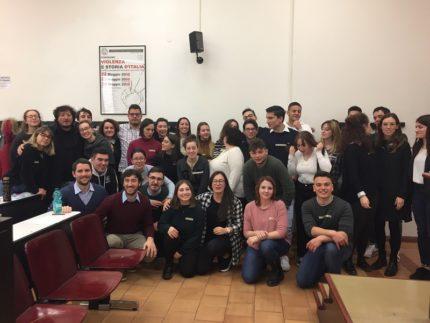 Luci 2020 presso l'Università di Macerata