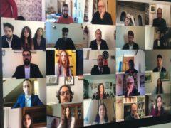 Discussione della laurea online per gli studenti dell'Università di Camerino