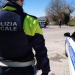 Controlli della Polizia Locale a Tolentino